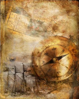 Wie hast du deinen Kompass eingestellt