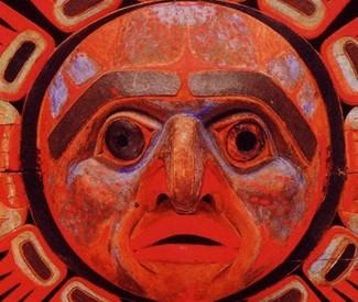 Farbe und Symbol der Sonne