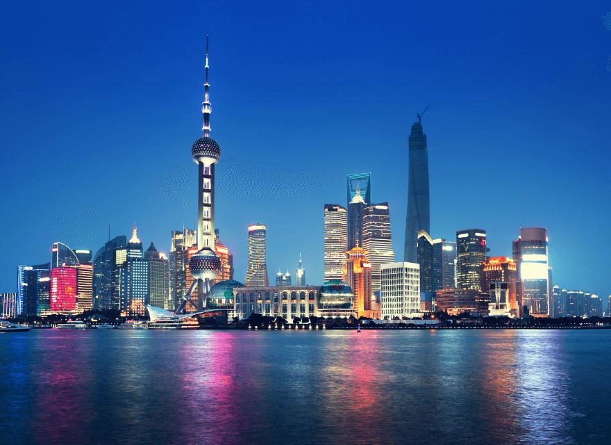 China erreicht weit mehr - Architektonisches Wunder