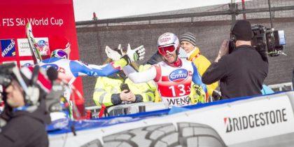 Didier Cuche ist Schweizer des Jahres 2011