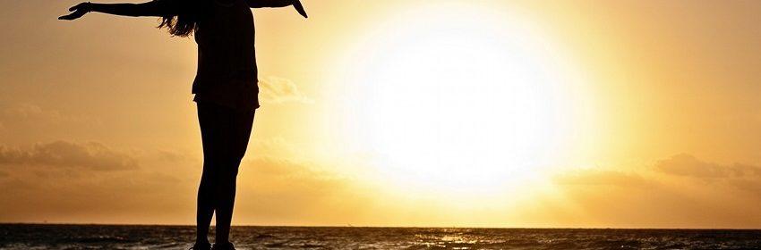 Erfolg - Im Miteilpunkt steht die Sonne