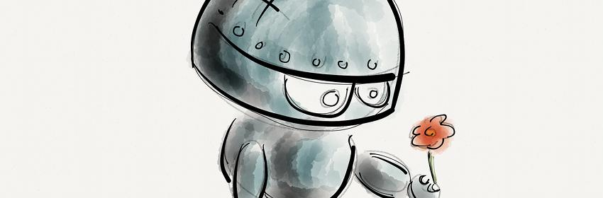 Kleiner Roboter kann echt gut tanzen