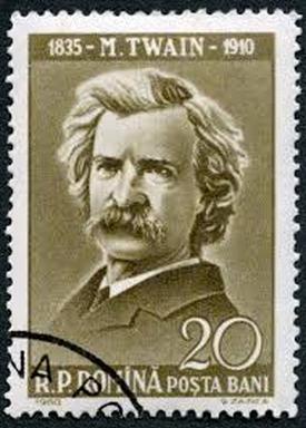 Mark Twain Erfolgsansicht