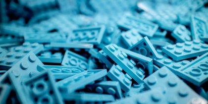 Sensation - ein 2000 alter Computer wird mit Legos nachgebaut